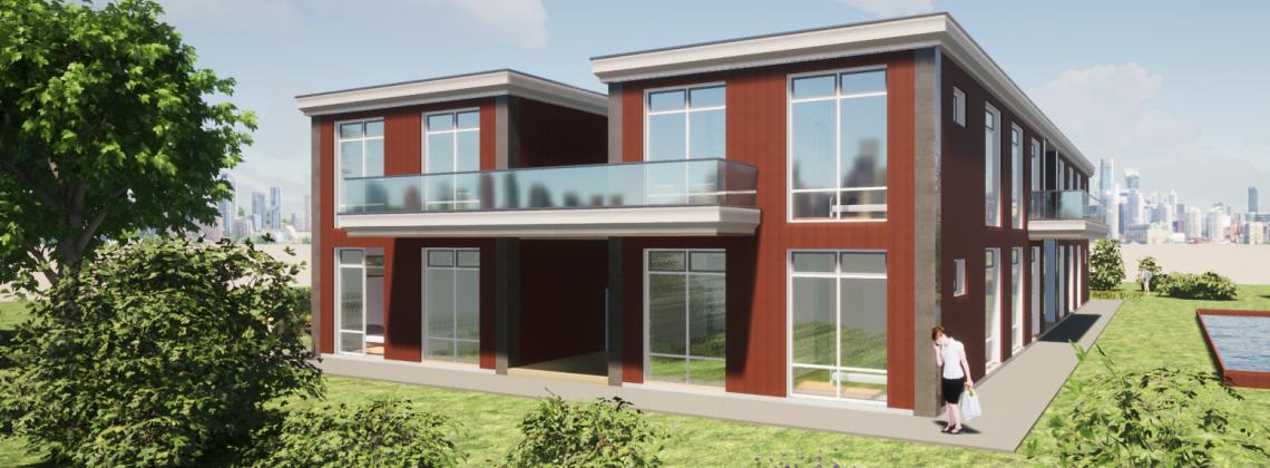 NGH NxtGen Houses Apartment Building Seattle
