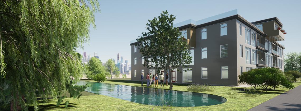 NGH NxtGen Houses apartment New York